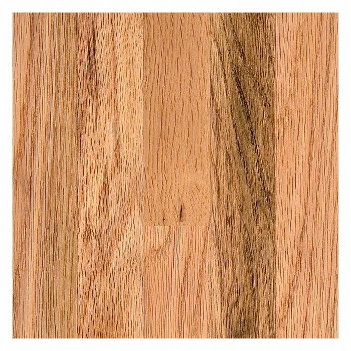 "3/4"" x 2 1/4"" Natural Red Oak"