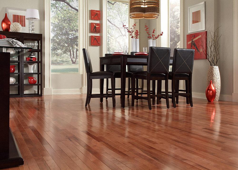 3 4 Quot X 2 1 4 Quot Spiced Hickory Hardwood Flooring Casa De