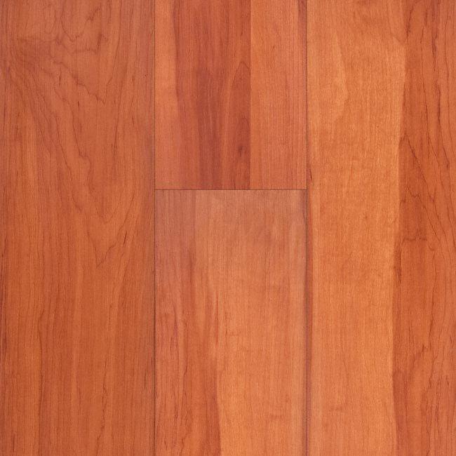6 Cherry Wood Resilient Flooring