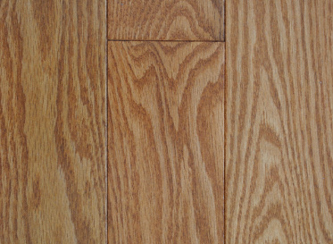 """Red LeafSelect3/4""""x3 1/4""""Stained FinishSolid"""