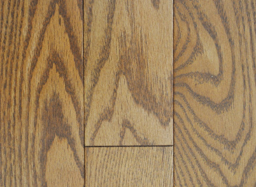 "Red Leaf 3/4""x3 1/4"" Stained Finish Solid"
