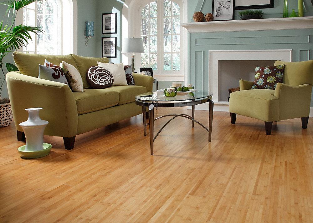 5 8 x 3 3 4 horizontal carbonized bamboo supreme. Black Bedroom Furniture Sets. Home Design Ideas
