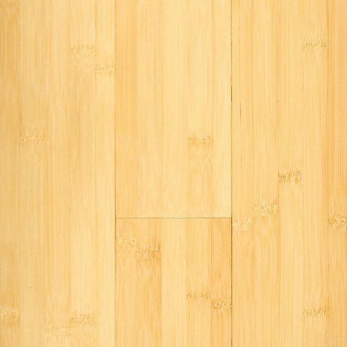 "Installing 5 8 Inch Bamboo Flooring: 5/8"" X 3-3/4"" Horizontal Natural Bamboo Flooring"