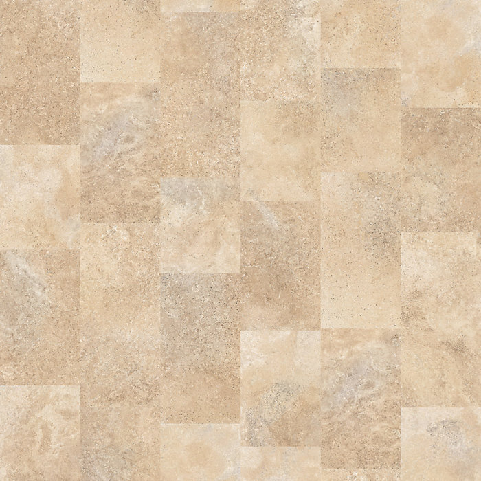 Major Brand 10mm Salento Travertine Laminate Tile Lumber