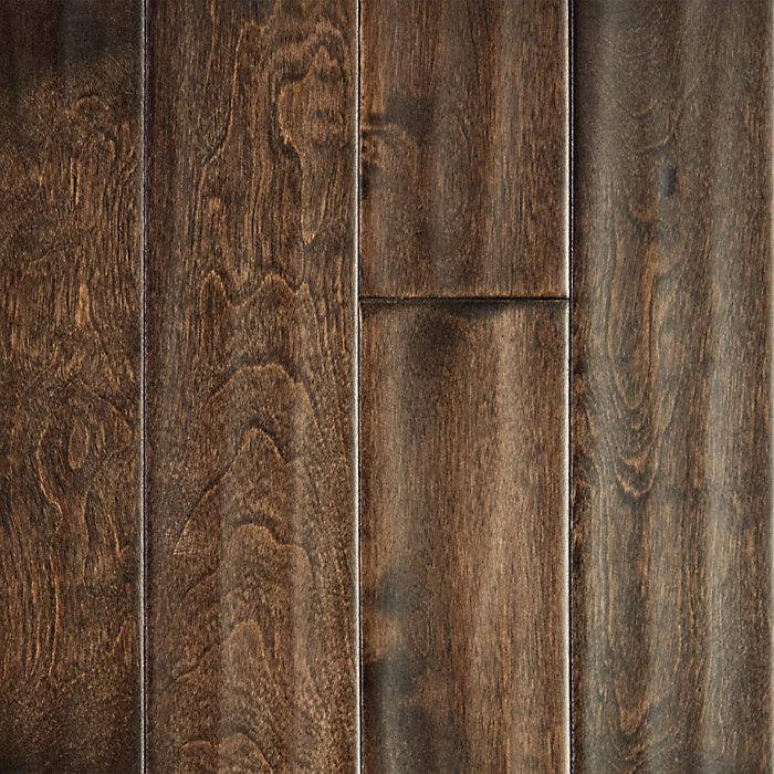 Virginia Mill Works 5 8 Quot X 3 1 4 Quot Cocoa Birch Handscraped