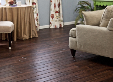 """Virginia Mill WorksNatural3/4""""x4 3/4""""Stained FinishSolid"""