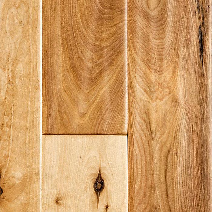 3 4 x 4 3 4 matterhorn birch handscraped virginia mill for Lumber liquidators decking